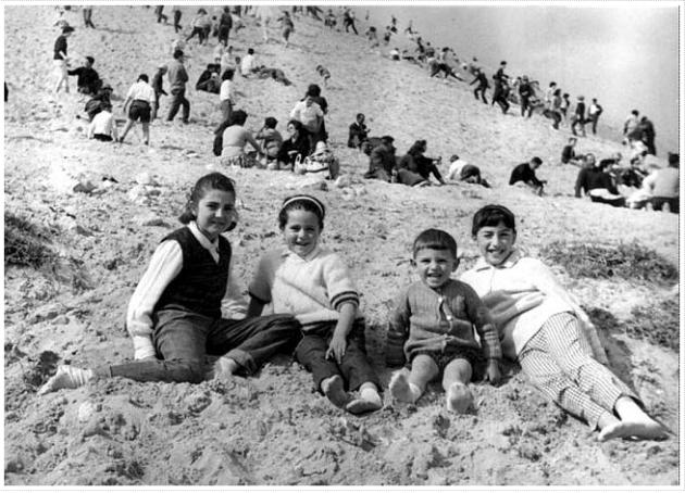 Imagen de archivo de El Arenal durante Semana Santa