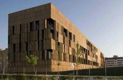 La integraci n en espa a de la arquitectura bioclim tica - Arquitectura bioclimatica ejemplos ...