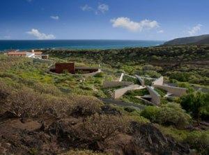 Conjunto de viviendas bioclimáticas en Tenerife